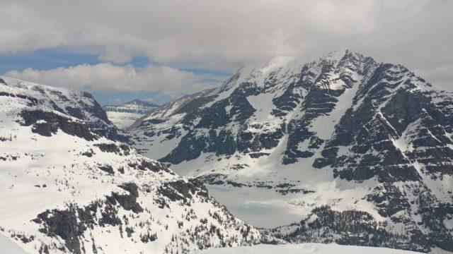 Mt Jackson and Lake Ellen Wilson