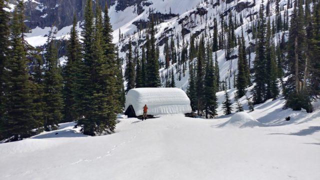 Trails cabin