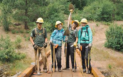 Glacier Conservation Corps
