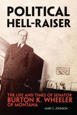 Senator Wheeler standing in an office