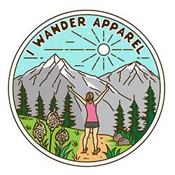 I Wander Apparel Logo