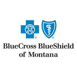 Blue Cross Blue Shield Montana Logo