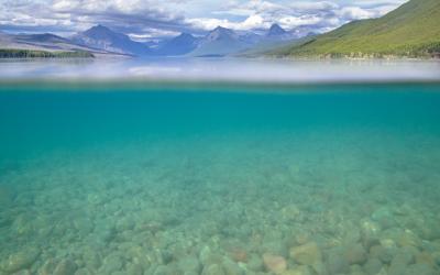 Microplastics Study Underway on Lake McDonald