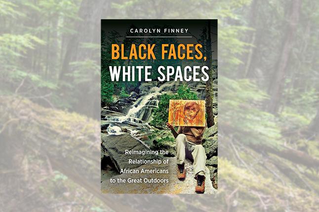 Portada del libro Black Faces White Spaces (Rostros negros, espacios blacos)
